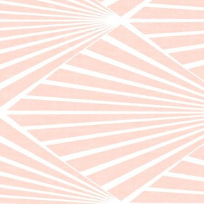 Art Deco - Blush Texture - Vertical