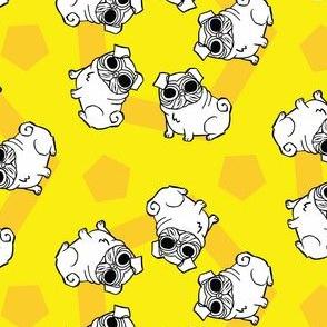 Pentapugs (yellow)