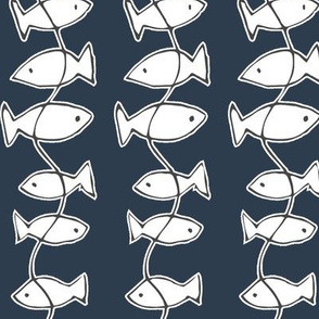 line_fish_original_tile_teal_blue