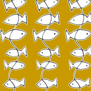 line_fish_original_tile_mustard