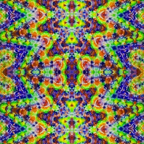Crazy Zigzag Rainbow