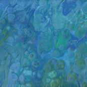 water 2 blues dirty pour