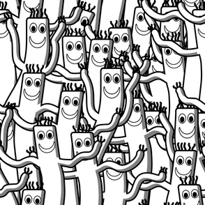 color your own wacky inflatable arm flailing tube man