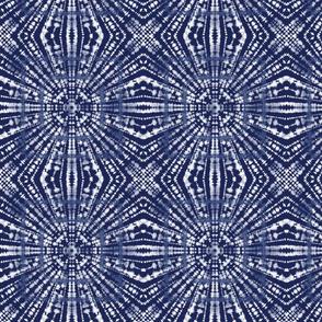 Shibori indigo 2