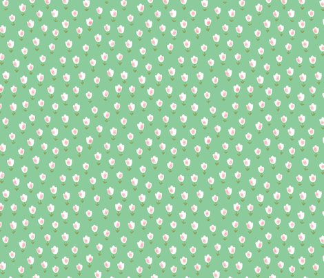 Ditsy_flower_green_shop_preview