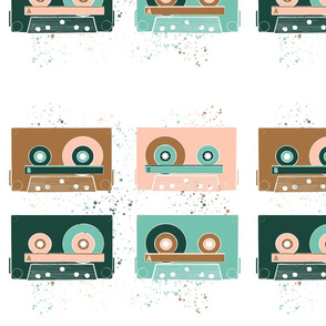 Mixing it Up Cassettes