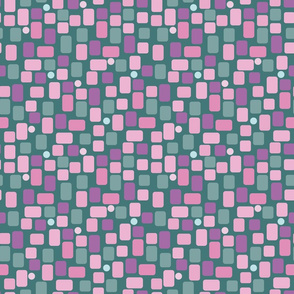 reen and pink rectangles