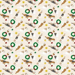 Tiny Beagles - Christmas