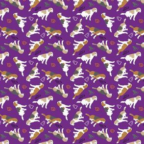 Tiny Beagles - Halloween