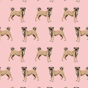 anatolian shepherd dog - anatolian dog, dog breed, dog breeds, dog fabric - pink