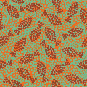 fish and dots