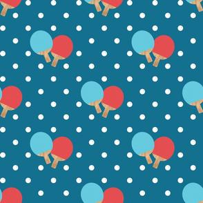 Ping Pong Polka Dot