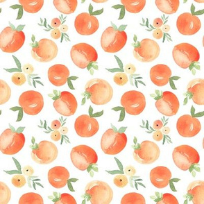 Painted Peaches - smaller