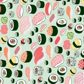 sushi - rotated