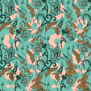 Paisley Flowers Limited  Color Pallet Design Challenge
