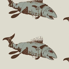 victorian  fish