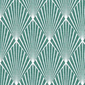 Art Deco - Emerald  Texture