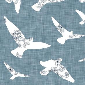 neutral birds