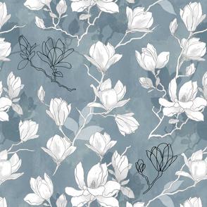 Neutral magnolia