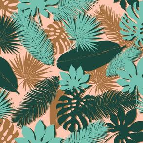 Tropical pallette
