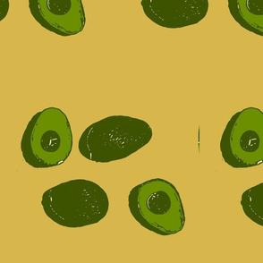 avocado mustard