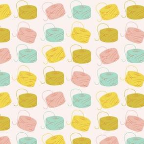 Yarn Cake - Pastel
