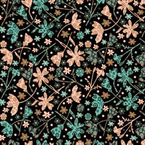 Blush Teal limited color design