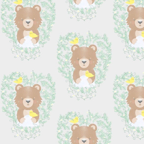 Nursery Friend Bear Small