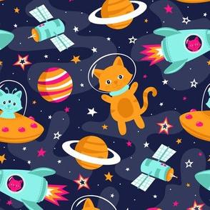 Cosmic Cat (Small)