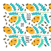 Save the bees TT
