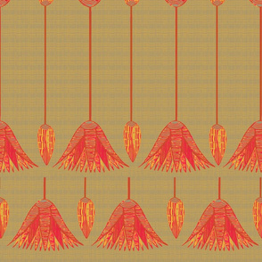 lotus_coral-rust-deco