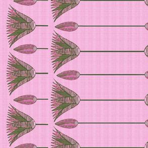 lotus_pink_green