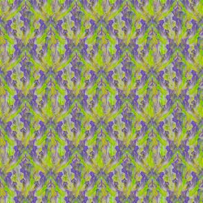 Many Floral Pour Lavender