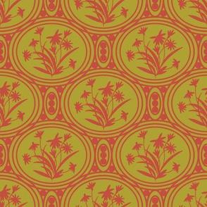 Rudbeckia Gold Red Geo-01