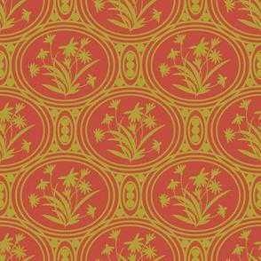 Rudbeckia Red Gold Geo-01