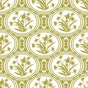 Rudbeckia White Gold Geo-01
