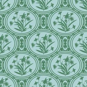 Rudbeckia Aqua Green Geo-01