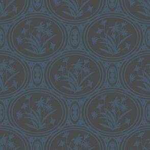 Rudbeckia Geo Charcoal Blue-01