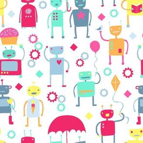 Rainbow robots