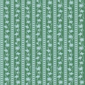 Rudbeckia Green Aqua Stripe 2-01
