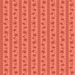 Rudbeckia Coral Red Stripe 2-01
