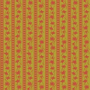 Rudbeckia Gold Red Stripe 2-01