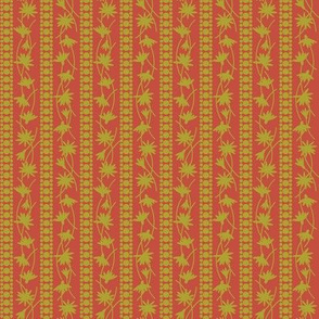 Rudbeckia Red Gold Stripe 2-01