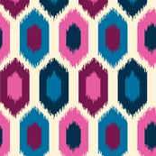Ikat Diamonds