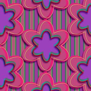 Moroccan Moderne Lilac Grande