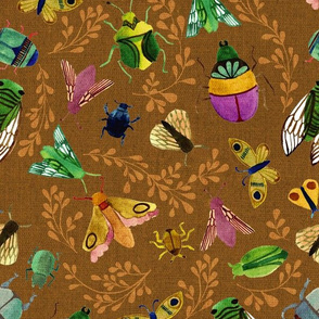 Beautiful Bugs Woodland