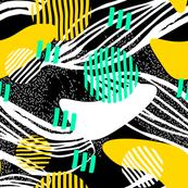 african_pattern_fat_leaves_white_designedbypereira