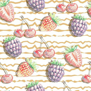 Sunny berries