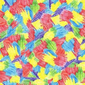 prismacolor- textured