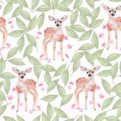 dreamy woodland doe